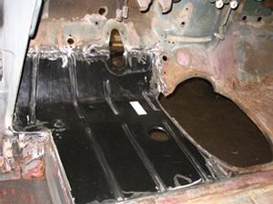 Last Chance Auto Restore Metal Fabrication