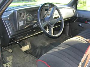 chevy truck interior restoration. Black Bedroom Furniture Sets. Home Design Ideas